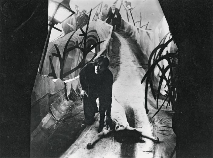 Robert Wiese The Cabinet of Doctor Caligari 1919 Film still