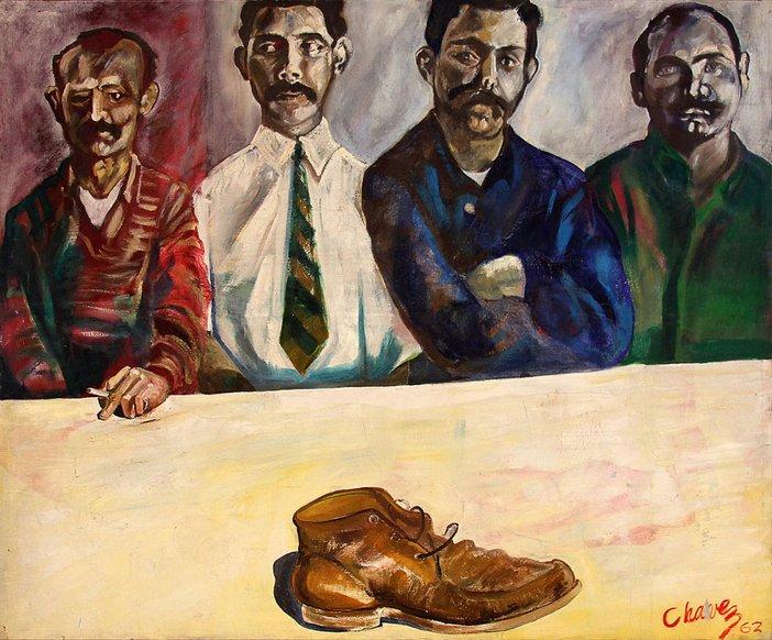 Roberto Chavez The Group Shoe 1962