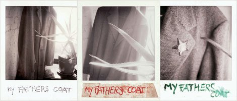 Robert Frank My Fathers Coat 2000