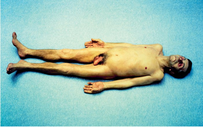 Ron Mueck Dead Dad 1996–7