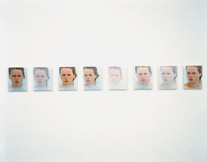 Roni Horn You are the Weather 1994–6