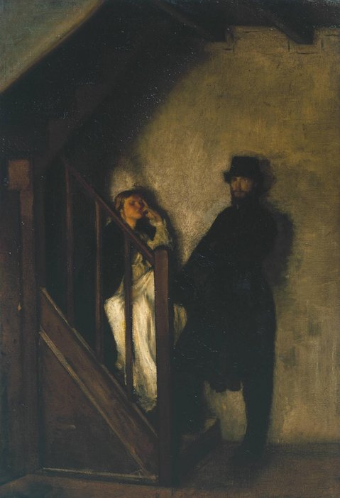 William Rothenstein The Doll's House 1899–1900