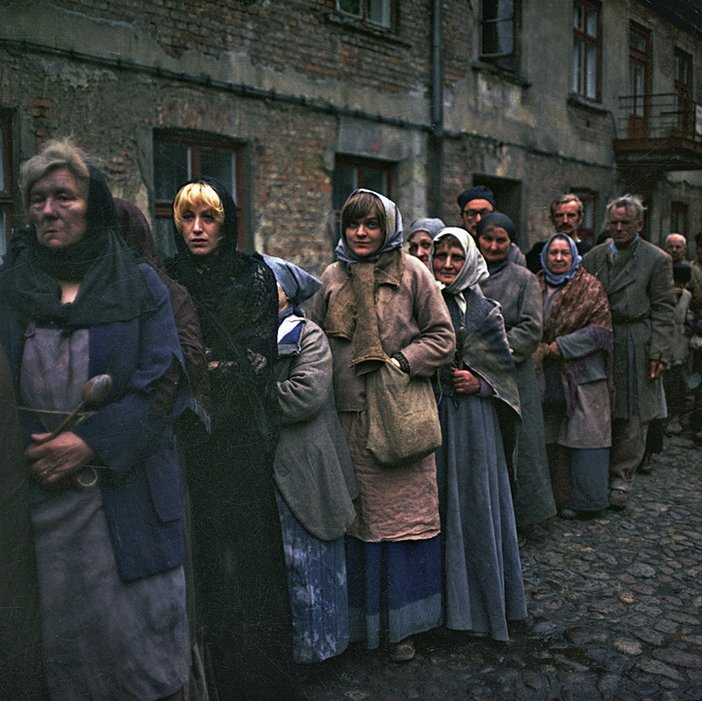Still from Andrzej Wajda's The Promised Land, 1975
