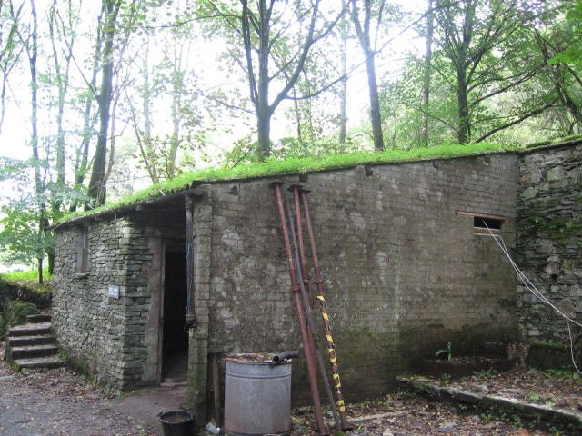 Merzbarn, Cylinders Farm, Oct 2010