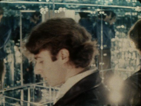 Warren Sonbert, Hall of Mirrors 1966, film still