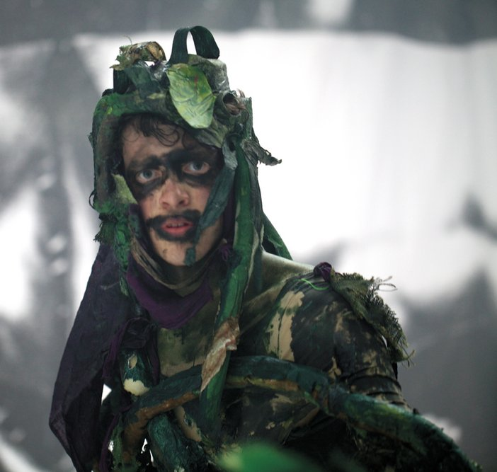 Spartacus Chetwynd Odd Man Out 2011