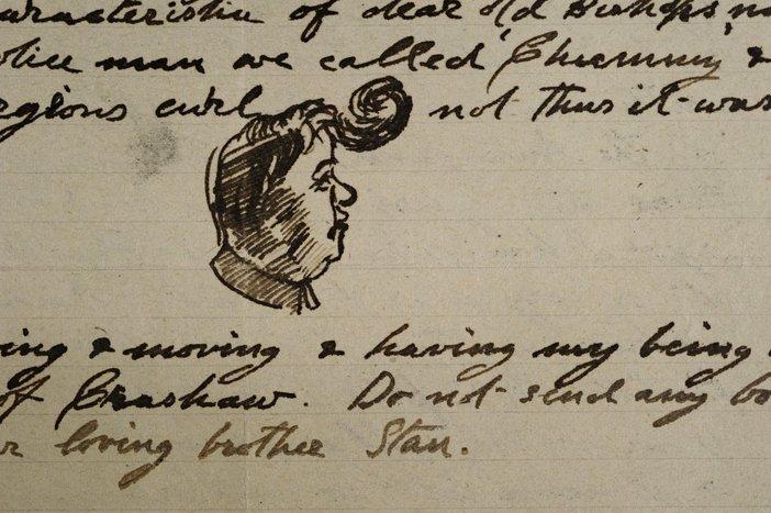 Letter from Stanley Spencer 2