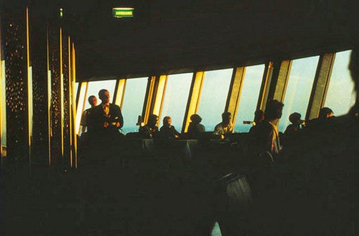 Still from Tacita Dean Fernsehturm 2001