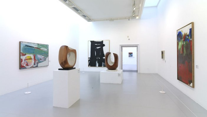 Tate St Ives International Exchanges Gallery 3 and 4