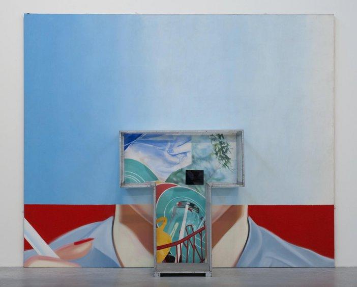 James Rosenquist Silo 1963–4