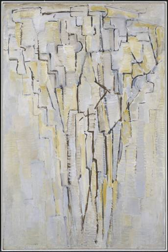 Piet Mondrian The Tree A  c.1913 Tate collection