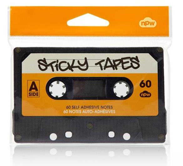 Sticky notes - tapes