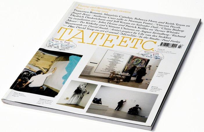 Tate Etc magazine issue 03 cover