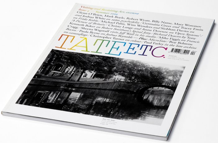 Tate Etc magazine issue 04 cover
