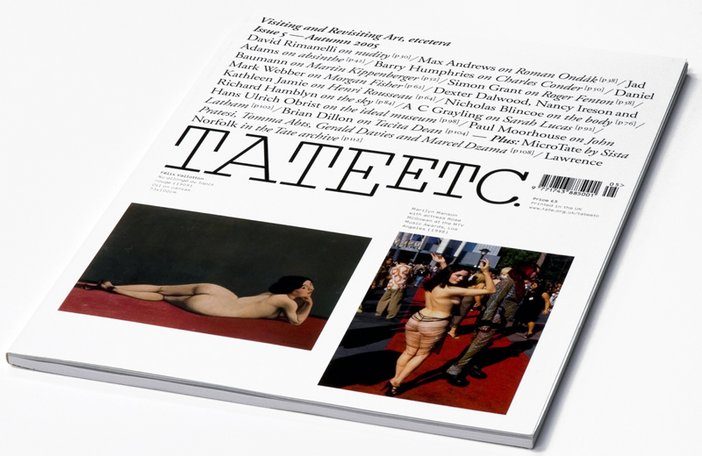 Tate Etc magazine issue 05 cover