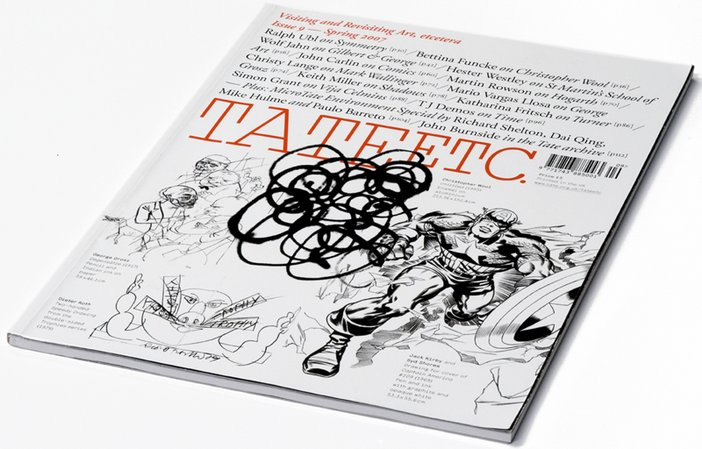 Tate Etc. issue 09 cover