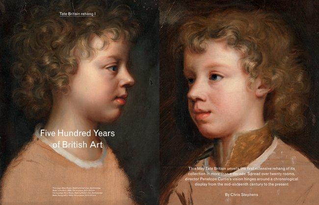 TATE ETC. issue 28 - Tate Britain rehang