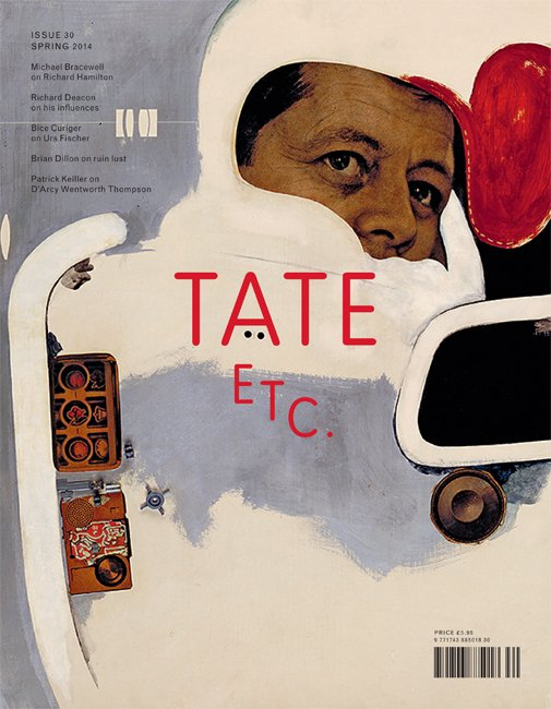 Tate Etc. issue 30 (Spring 2014) cover image