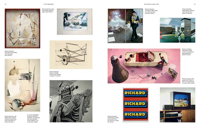 Tate Etc. issue 30 (Summer 2014) - Richard Hamilton