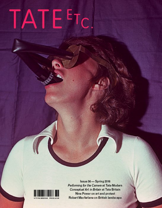 Tate Etc. issue 36 (Spring 2016)