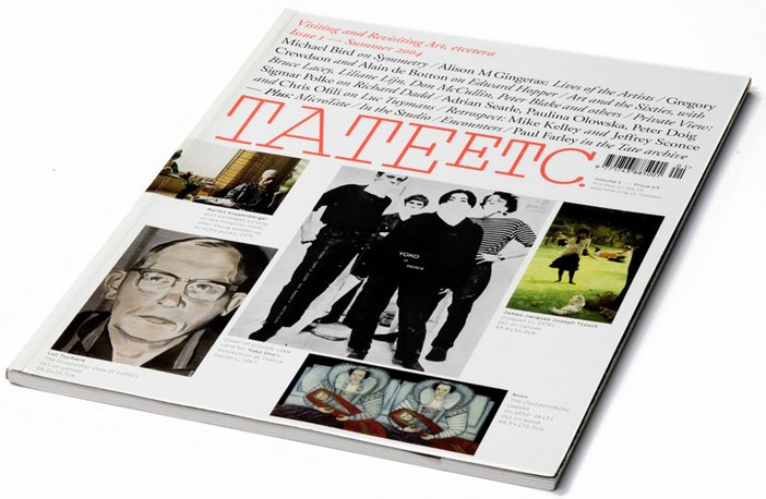 Tate Etc. issue 1; Summer 2004, cover image