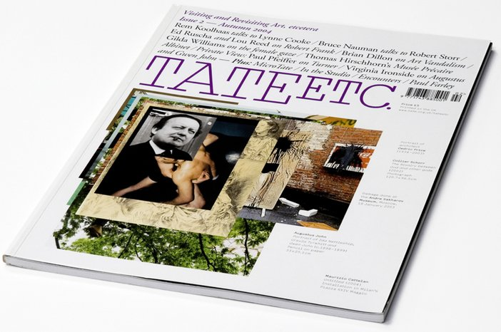 Tate Etc. issue 2; Autumn 2004 cover