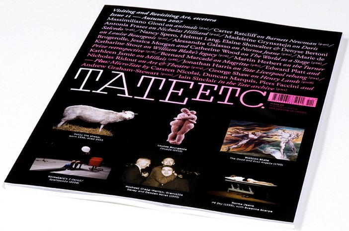 Tate Etc issue 11 cover