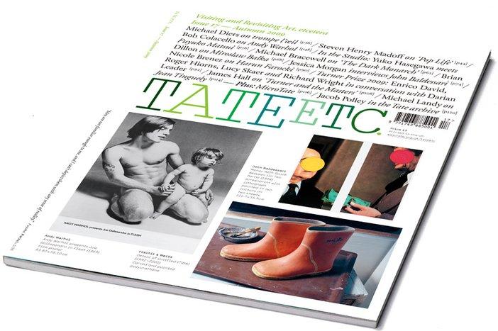 Tate Etc. issue 17 magazine cover