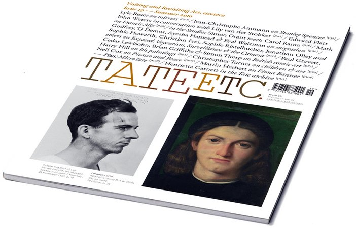Tate Etc. issue 19 magazine cover