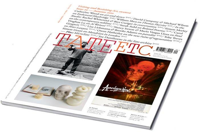 Tate Etc. issue 20 magazine cover