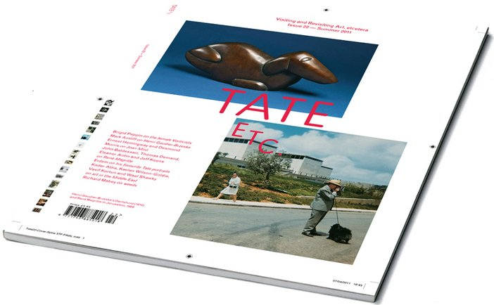 Tate Etc. issue 22 magazine cover