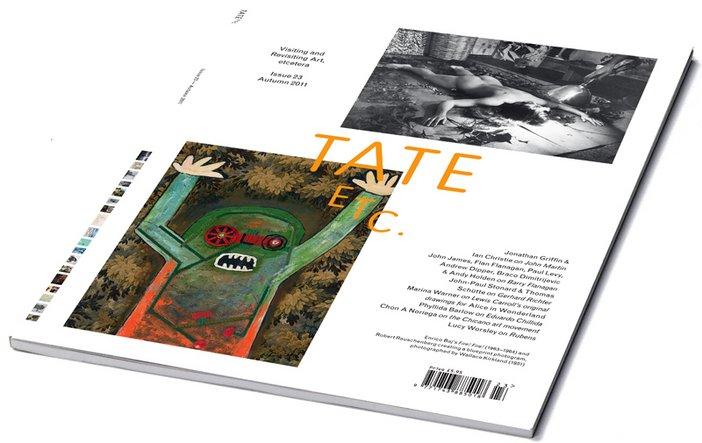 Tate Etc. issue 23 magazine cover