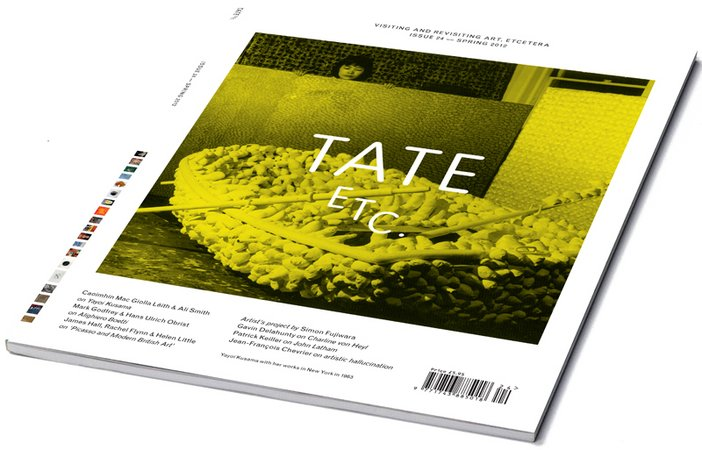 Tate Etc. issue 24 magazine cover