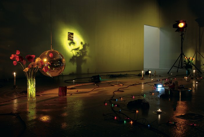 Marc Camille Chaimowicz's Celebration? Realife at Migros Museum für Gegenwartskunst, Zurich, 2006