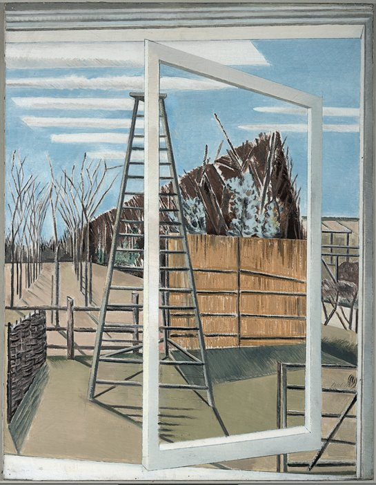 Paul Nash, Month of March, 1929