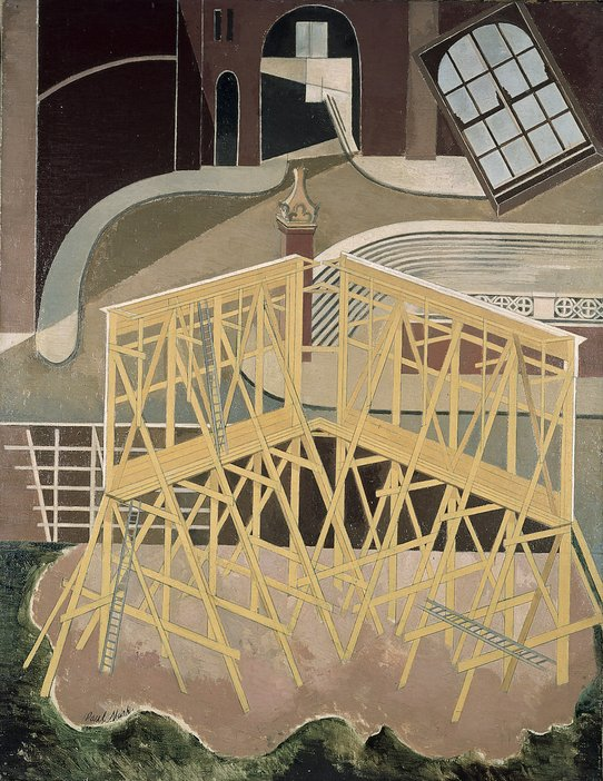 Paul Nash, Northern Adventure, 1929