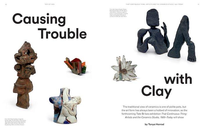 Tate Etc. issue 39 - Tanya Harrod