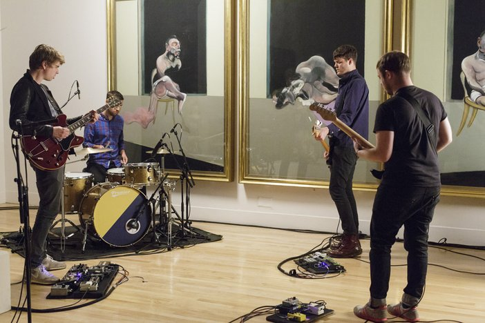 Everything Everything at the new Tate Britain
