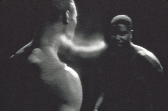 Steve McQueen, still from Bear 1993