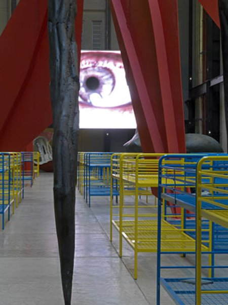 TH.2058 Installation view at Tate Modern 2008