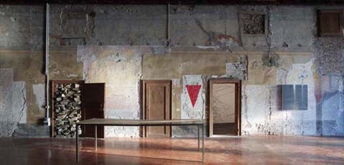 The TRA Edge of Becoming exhibition at the Palazzo Fortuny