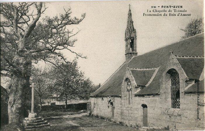 The Tremalo chapel Pont Aven