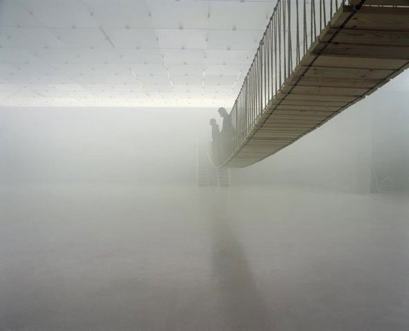 The mediated motion, 2001, Olafur Eliasson