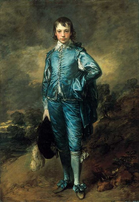 Thomas Gainsborough Jonathan Buttall: The Blue Boy c.1770
