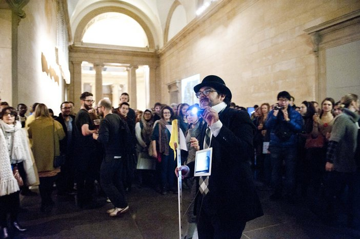 Late at Tate Britain: Performing Architecture February 2013