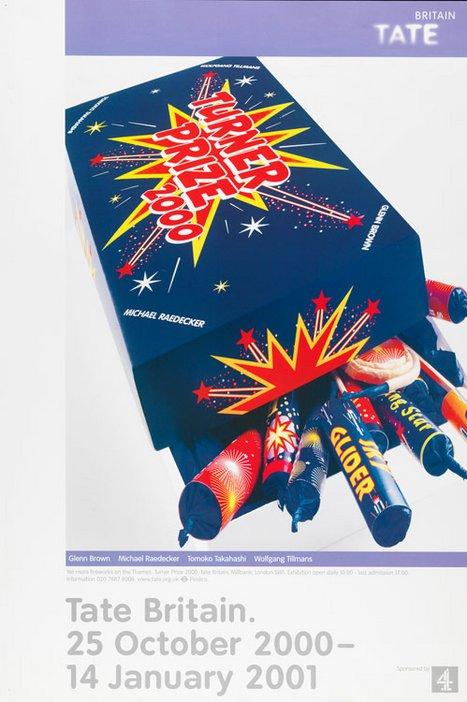 Turner Prize 2000 poster