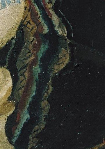 Vanessa Bell Chrysanthemums 1920 (detail)