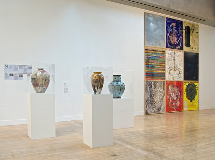 View of Turner Prize: A Retrospective exhibition