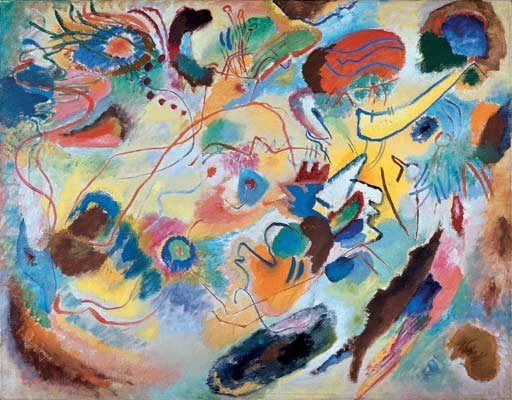 Kandinsky: The Path to Abstraction, room guide, room 6 | Tate