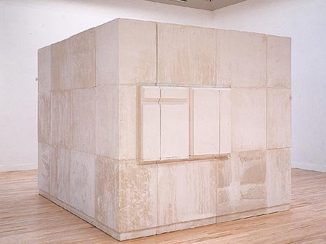 Rachel Whiteread Ghost 1990